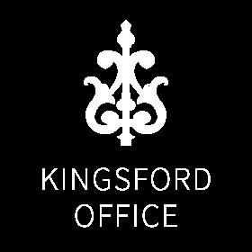 Kingsford Residence Footer Logo